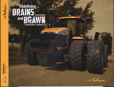 """AGCO Challenger """"MT900E Series"""" Articulated Tractor Brochure"""