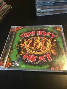 Psychopathic Records - Holiday Heat CD insane clown posse twiztid rydas boondox