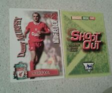SHOOT OUT CARD 2003/04 (03/04) - Green Back -Liverpool - Danny Murphy