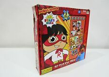 NEW Ryan's World 10 Puzzle Pack 5 Skill Levels Ages 3+ RRP$35