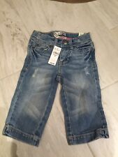 Nwt TCP Children's Place Jeans Capris Shorts Size  4 Vacation Resort