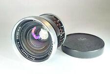Carl Zeiss Pro-Tessar 35mm f/4 Wide Angle Prime Lens - Contaflex Mount