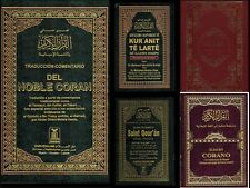 Noble Quran In Different Languages in Majority of Languages