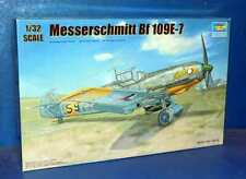 Trumpeter 1/32 02291 Me Bf109 E-7
