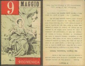 SAN GREGORIO NAZIANZENO -ASSOLUTA R@RIT@' SANTINO DI DOMENICA 9 MAGGIO 1937