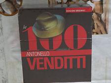 COFANETTO ANTONELLO VENDITTI LE 100 CANZONI DI BOX 6 CD VERSIONI ORIGINALI