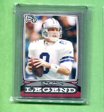 TROY AIKMAN DALLAS COWBOYS 2008 TOPPS ROOKIES AND PROSPECTS LEGEND PLTA #239/299