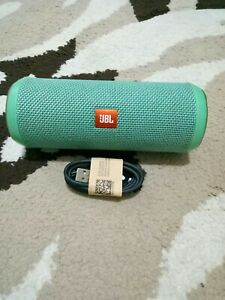 JBL Flip 3 Wireless Bluetooth Portable Travel Stereo Speaker Teal.