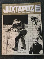 Juxtapoz Magazine Special 100th Issue May 09 Raymond Pettibon Spike Jonze Coop