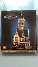 LEGO Creator Fairgrounds 10273 - Haunted House - 3231 Pcs - New. Sealed. DAMAGED