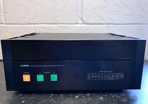 Yamaha M-2 stereo power amplifier