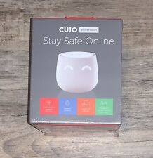 CUJO Smart Internet Home Network Firewall Security Device Factory Sealed NEW