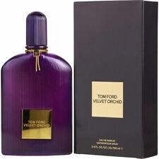 TOM FORD VELVET ORCHID EAU DE PARFUM SPRAY FOR WOMEN 3.4 Oz / 100 ml BRAND NEW