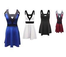 Women's Celebrity V Neck Peplum Top Plus Sizes 16 18 20 22 24 26 28 30 20 Royal Blue