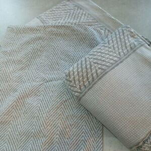 King-size Duvet Cover Grey Reversible