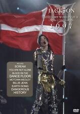 Michael Jackson-History Tour Live in Kopenhagen DVDs (2016) Michael
