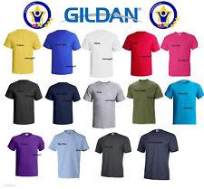 Gildan 5000 Adult Heavy Cotton T-Shirt Plain Man 100% Cotton First Quality Shirt