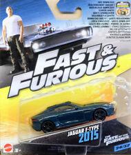 2015 Jaguar F-Type Fast & Furious Fate 1:55 Mattel FCF59 FCF35 wie Hot Wheels