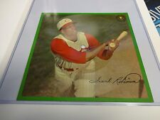 1962 Sports Record The Frank Robinson Story 331/3 RPM