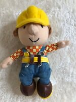 "Cute Bob The Builder 9"" Plush Soft Toy n"