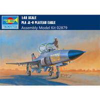 Trumpeter 02879 1/48 Scale Chinese PLA JL-9 Plateau Eagle Fighter-trainer Models
