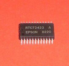 1x Org. EPSON RTC 72423 a Arduino Real Time Clock 10 ppm di sop-24