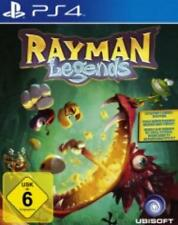 Playstation 4 Rayman Legends NEU