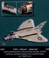 Czech Master 1/48 F4D-1 Skyray Detail Set for Tamiya kit  # 4041