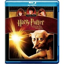 Harry Potter and the Chamber of Secrets Blu Ray - REG 2 NEW & SEALED