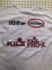 Home Depot Kilz Spraypaint Tshirt Vintage Graffiti Tshirt XL