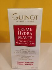 Guinot Hydra Beaute Moisturizing Cream Creme (50ml)1.7oz Long Lasting New* Sale