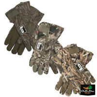 NEW BANDED GEAR SQUAW CREEK INSULATED CAMO BLIND GLOVES DUCK HUNTING B1070011