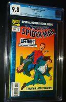 THE AMAZING SPIDER-MAN #388 Collector's Edition1994 Marvel Comics CGC 9.8 NM/MT
