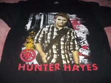 Hunter Hayes Tattoo Your Name  2014 Concert Tour Adult Medium T-Shirt