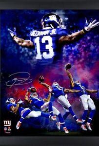 ODELL BECKHAM JR Poster [Multiple Sizes] NFL Football AA