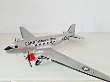 "Franklin Mint Armour C47/DC-3 ""Camel Tour to Berlin"" B11C971 1:48 OVP"