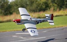 P-51 Sport Fighter madera construido nailon .46 PE ARF hobbico gpma 1208 greatplanes