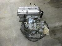 Honda ST 1100 SC26 Pan European Motor komplett mit Kupplung 64238 km IE0203
