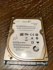 "Seagate Momentus XT 250GB 7200RPM 2.5"" (ST92505610AS) Solid State Hybrid Drive"
