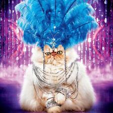 CEACO JIGSAW PUZZLE SHOW CAT AVANTI DIVA CAT 300 PCS #2214-15