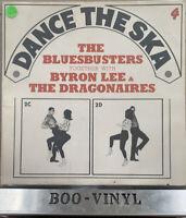 The Blues busters Dance The Ska Vol. 4 Rare Vinyl Record Nr Mint Con