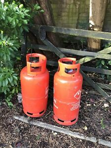 Calor Gas Propane 19kg Gas Bottle, empty