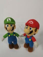 Nintendo Super Mario & luigi Plush Toy