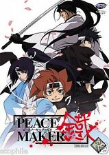 Peacemaker Vol. 7 Decision, 2005 DVD, The Final Episodes, New!