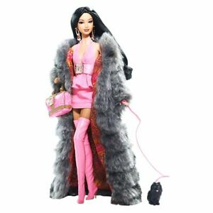 Kimora Lee Simmons Barbie Doll Gold Label 2008 Limited Edition