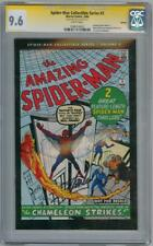 SPIDER-MAN COLLECTIBLE SERIES #3 CGC 9.6 SIGNATURE SERIES STAN LEE AMAZING #1