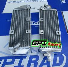aluminum alloy radiator Suzuki RM125 RM 125  1993 1994 1995