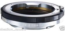 New Voigtlander Leica M VM-E Close Focus Adapter Sony E Mount NEX A7 A7R A7S ZM