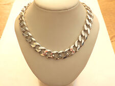 HEAVY SILVER CHAIN / NECKLACE Item A3510