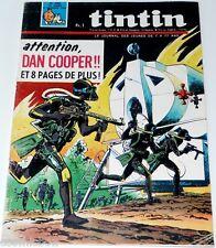Le journal de TINTIN n° 946 de 1966 Chick Bill magazine revue vintage Dan Cooper